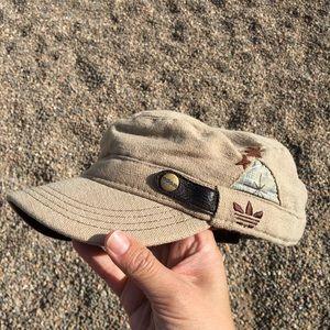 Adidas Hat Womens Cap Color Brown